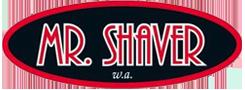MR Shaver Logo